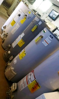 Hot water tanks Starting at $135 Dearborn Heights