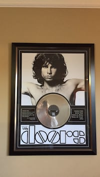 Jim Morrison picture Pitt Meadows, V3Y 2G9