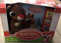 Rudolph The Red Nosed Reindeer Plush w/3 songs Manassas, 20109