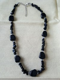 Black onyx necklace Fairfax, 22030