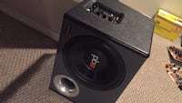 Subwoofer house and car Edmonton, T5G 0S3