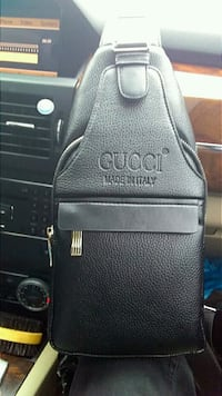 Black Gucci Bag Never Used St. Louis, 63147