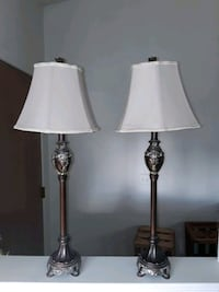 2 lamps 35 inches tall Moreno Valley, 92553