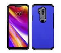 LG G7 Thin Case/Glass Combo  Duncanville, 75137
