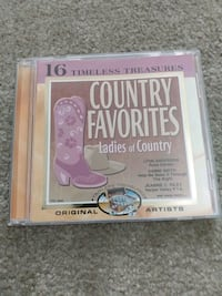 16 timeless treasures country favourites ladies of country  like new