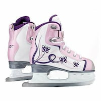 BRAND NEW and never used Size Youth 3 Reebok Figure Skate Shoes