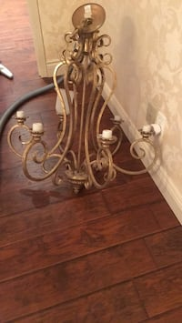 Gold cieling lamp 150 Laval, H7P 5N1