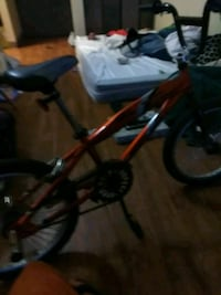 red and black BMX bike Knoxville, 37915