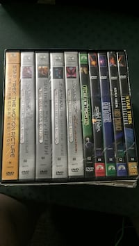 Star  Trek the motion pictures DVD collection West Covina, 91791
