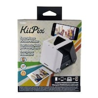 Kiipix smartphone Photo Printer Toronto