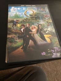 New OZ The Great And Powerful Movie Rockville, 20852