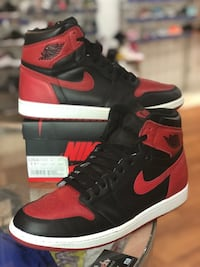Bred 1s size 11.5 Silver Spring, 20902