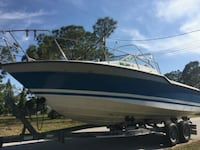 23ft boat with trailer Englewood, 34224