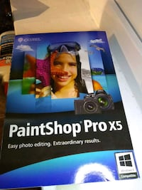 Corel Paint shop pro x5 Toronto, M8Z 5W3