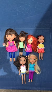 Dora and Friends Doll Lot Madison Heights, 48071