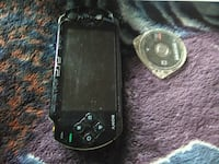 black Sony PSP with 3 games without charger Carson, 90745