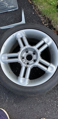 Spare Tire with Rim. You can't beat the price Anchorage, 99507