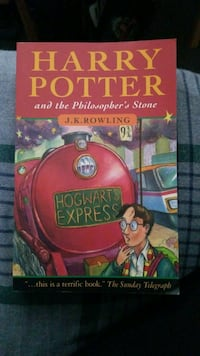 Harry Potter Error Book