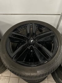 2016 FORD MUSTANG SUMMER WHEEL SET