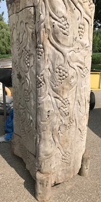 WOOD CARVED ARTISAN PIECE Whitchurch-Stouffville