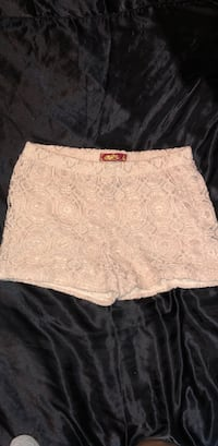 Large Crochet shorts Asheville, 28803