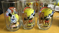 Walt Disney 60th Anniversary Glasses Vaughan, L4L 6J2
