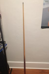 Dufferin one piece hi- run house pool cue  Edmonton, T5W 4L1