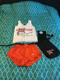 Official Hooters Arizona uniform Phoenix, 85042