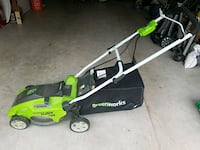 Electric lawnmower Severn, 21144
