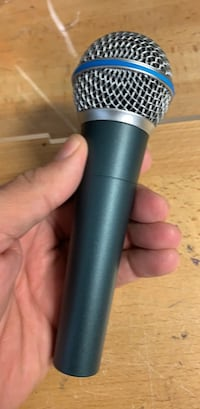 Vocal microphone new Naples, 34119
