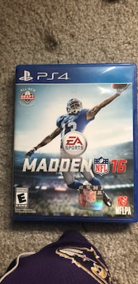 Madden 16 (PS4) Elkridge, 21075