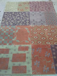 brown and white area rug Skokie, 60076
