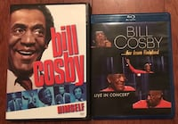 Bill Cosby Stand-Up Comedy Specials (Himself & Far From Finished)