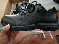 Reebox all black work shoes very comfortable  Highland, 92346