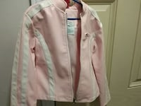 Gap Kids Size Small Pink Leather Coat St. Catharines, L2R 5L7