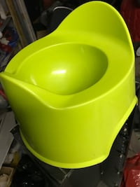 Baby's green Potty - IKEA  Toronto, M2J 3W4