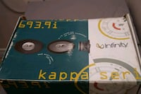 KAPPA 680.9CS SPEAKERS  Brampton, L6P 2Z8