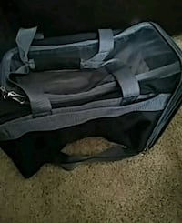 black and gray duffel bag Knoxville, 37917