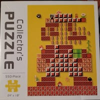 Mario Collector's Puzzle North Richland Hills, 76182