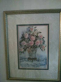 Painting of flowers large picture Cleveland, 37311