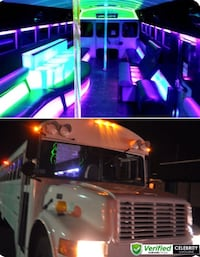 35-40 Passenger PARTY BUS North Attleborough, 02760