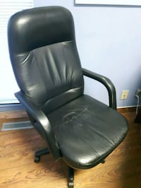 Leather office chair Westmount