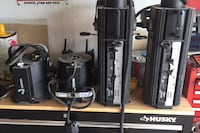 Four stage lights pick up only at location Vaughan, L4L 6P5