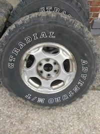 Mickey Thompson tires an rims Cleveland, 44110