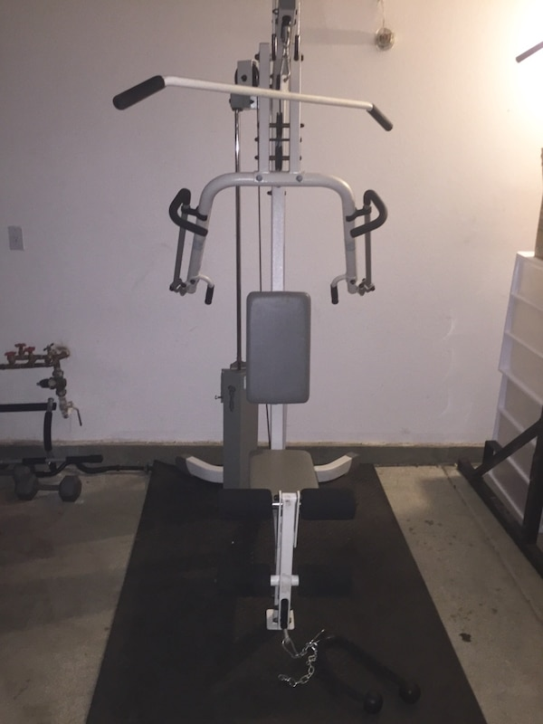 Used hoist h home gym for sale in beaumont letgo