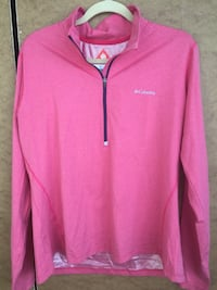 pink Nike half-zip jacket Richmond, V7E 4Y7