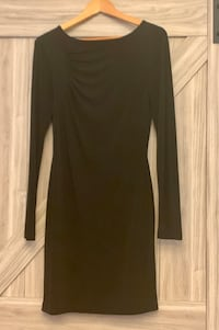 "Ladies ""little black dress"""
