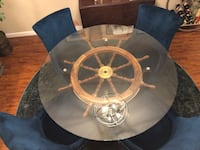 Dining table- nautical