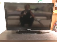 black Samsung flat screen TV Woodstock, 21163