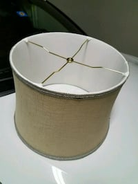 Linen Lampshade Irving, 75038